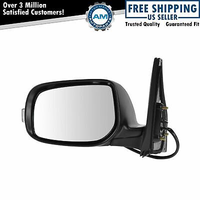 Mirror Power Signal Paint To Match LH Left Driver for 13-14 Mazda CX-5 CX5