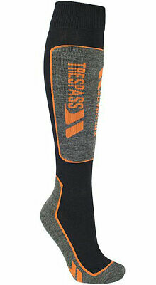 Trespass Zilch Wool Technical Ski Socks