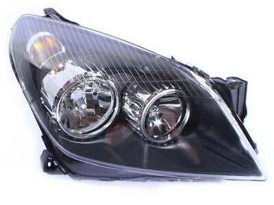 Holden AH Astra Black Headlight Lamp 04-09 RH Right Wagon Hatch & Convertible