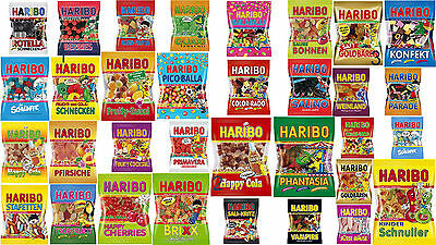 4 Bags x HARIBO  **Largest Haribo Selection of 33 Haribo products on ebay.com**