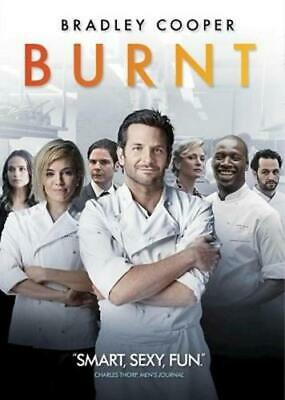 Burnt (DVD, 2016, Widescreen) NEW