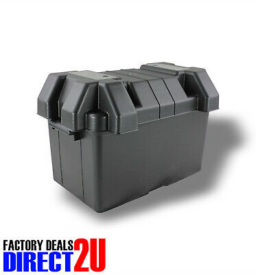 Universal Battery Box Suit N70ZZ Size Great For Boats Campers Caravan #BB438