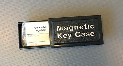 Small Magnetic Key Hider