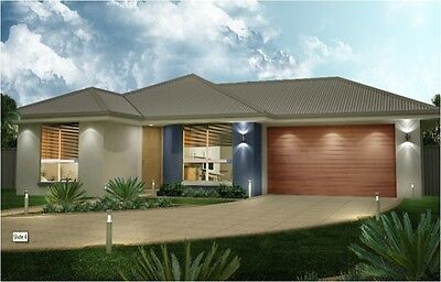 One Storey Plan -227, 4 Bedrooms - Size : 226.19m2 TIMBER FRAME KIT