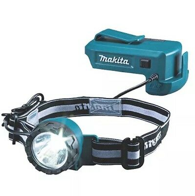 Makita 18V LXT Li-Ion Cordless Rechargeable Headlight Headlamp LED Torch