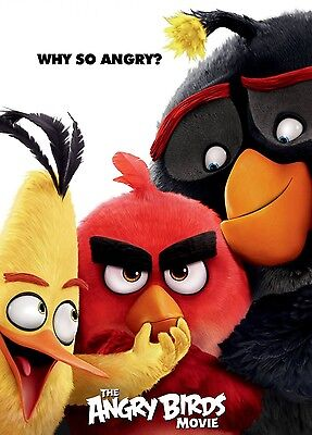 Angry Birds: The Movie Blu-Ray 3D Disc Only - Peter Dinklage