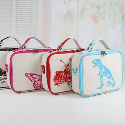 Thermal Cooler Insulated Lunch Portable Carry Tote Picnic Storage Bags