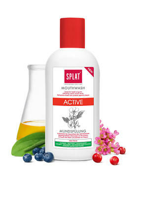 Splat Active Mouth Rinse at zahnfleischbluten & parodontose, Anti-inflammatory
