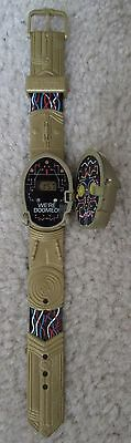1996 Star Wars C3PO Collectible Timepiece Watch by Hope Ind.