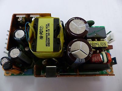 Emerson Network Power /ASTEC  LPS53 PE228-414001  12vdc   5amp  60watt power sup