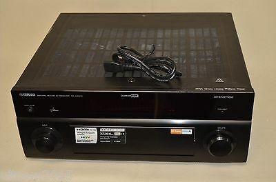 Yamaha AVENTAGE RX-A2000 7.2 Channel 405 Watt Home Theater Receiver w/ Issue