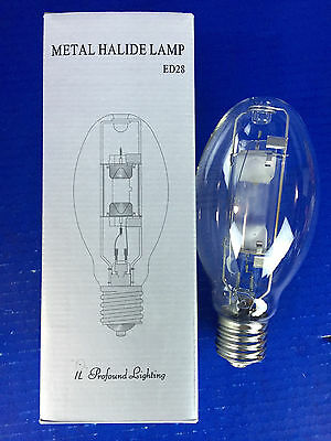 Metal Halide Lamp 400-Watt Mogul Base ED28 MP400 4k MP400/BU/Mog