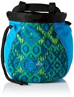 prAna Women's Large Chalk Bag With Belt, One Size, Harbor Charmer