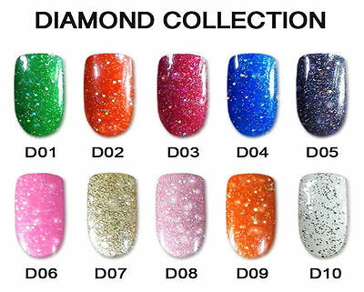 COLLECTION DIAMONT ** Organail Vernis à ongle semi-permanent