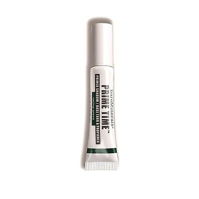 NEW bareMinerals Prime Time Coloured Emerald Eyeshadow Primer 3ml - RACING GREEN