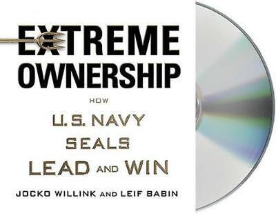 Extreme Ownership: How U.S. Navy Seals Lead and Win by Jocko Willink (English) C