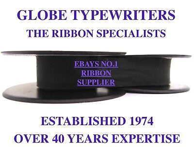 Olivetti Readers Digest 2000 *purple* Top Quality *10M Typewriter Ribbon+Eyelets