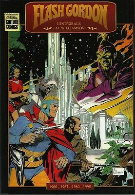 Rare Eo N° 1000 Exemplaires + Al Williamson Intégrale Flash Gordon 1966 - 1995