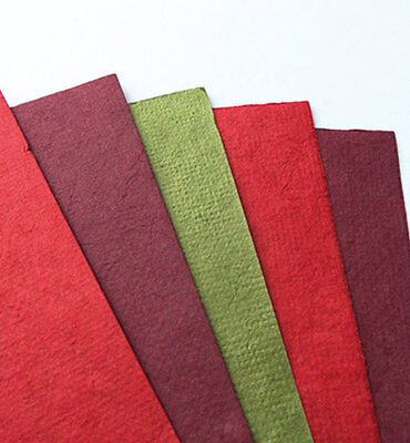 Mulberry Paper / Maulbeerpapier - Christmas Colors Marianne Design (RB2232)