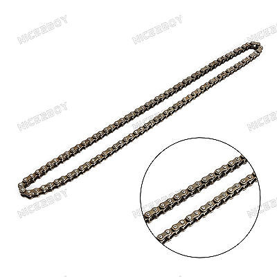 25H 88 Links Steel Camshaft Timing Chain Cam Chain Fits to LIFAN 140cc Motor