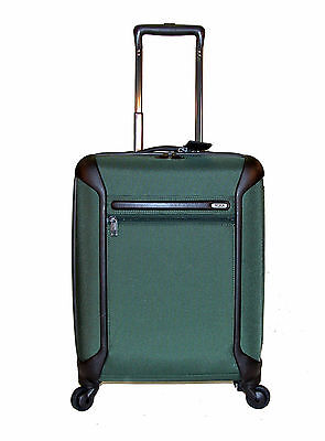 """TUMI Alpha 22"""" Lightweight Continental Spinner Carry-On Luggage ~ 28521 SPOP"""