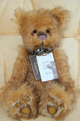 Charlie Bears - Kerfuffle - By Isabelle Lee  BNWT - L/E