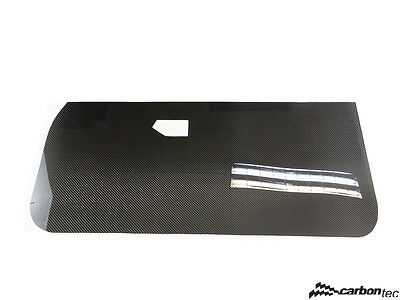 Carbon front and rear door cards  Peugeot 306 GTi-6 S16 XSi Rallye