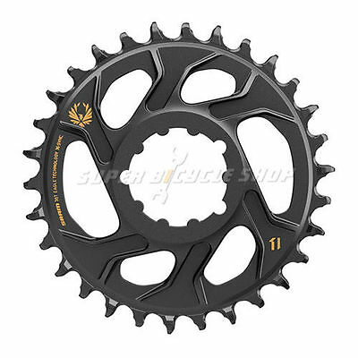 SRAM X-Sync 2 Eagle XX1 X01 Direct Mount 34T Chainring 3mm Offset 12 Speed, Gold
