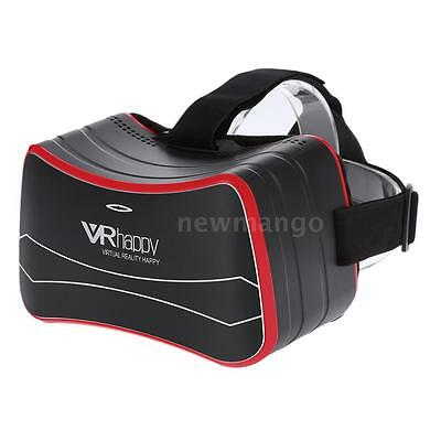 VRhappy V7 All in One 3D Virtual Reality VR Glasses 4Core Headset WiFi Bluetooth