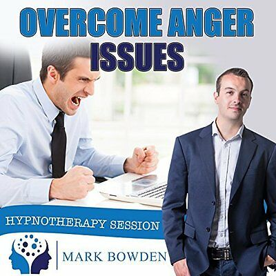 Overcome Anger Issues Hypnosis CD + FREE MP3 VERSION control your anger