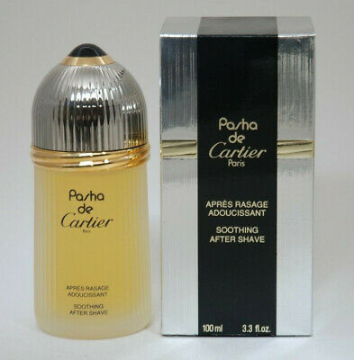 Pasha De Cartier Soothing After Shave 100 Ml Old