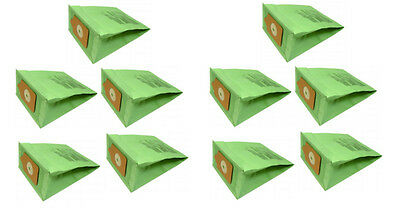 FITS NUMATIC HENRY HOOVER VACUUM CLEANER DOUBLE LAYER PAPER DUST BAGS PACK of 10