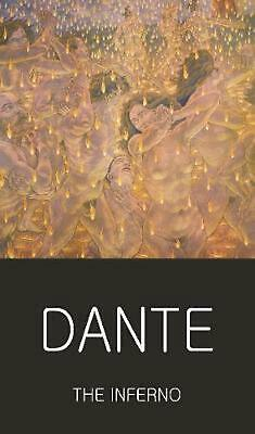 Dante's Inferno by Dante (English) Paperback Book Free Shipping!