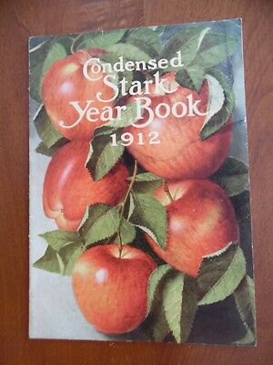 1912 Stark Brothers Nurseries Orchards Catalog Garden Fruit Trees Louisiana MO