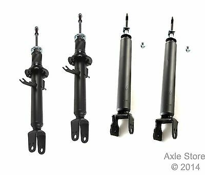 Full Set - 4 Struts OE Repl. Ltd Lifetime Warranty Fit Infiniti M35 M45 RWD Only
