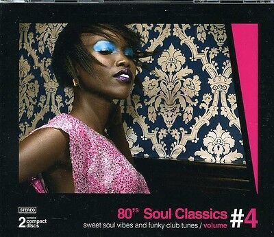 Various Artists - 80's Soul Classics 4 / Various [New CD]