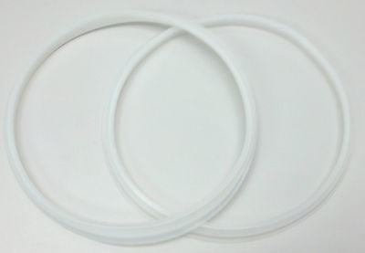 BUNN FACTORY PART Ultra/CDS Cooling Drum Seal Gasket PAIR 32079.0000 FREE SHIP s