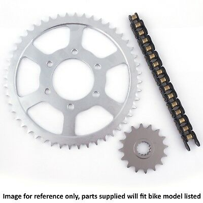 18832949 Vehicle Parts & Accessories HEAVY DUTY CHAIN SPROCKET KIT FITS YAMAHA XS250  ALLOY WHEEL 1979-1980 Motorcycle Parts