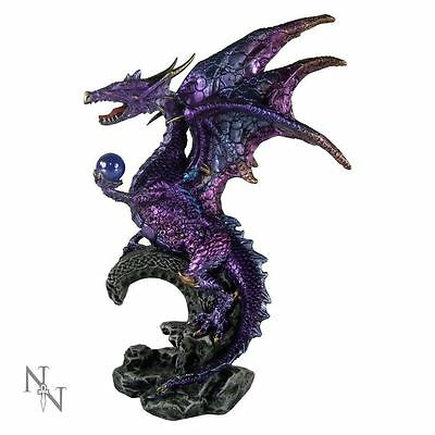 Nemesis Now Alator Giftware Dragon - Stronghold - 20.5cm - U0994C4 - New