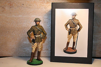 Tradition of London Zinnfigur Figur US Artillery Officer 1917 RC 110-19