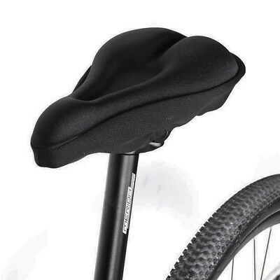 Bike Bicycle Extra Comfort Soft Gel Pad Cycle Seat Cushion Cover for Saddle