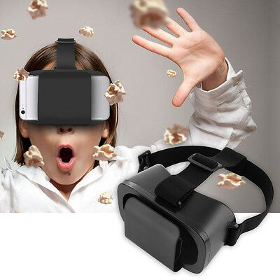 Upgraded VR Glasses Virtual Reality Headset VR 2.0 Goggles 3D Glasses