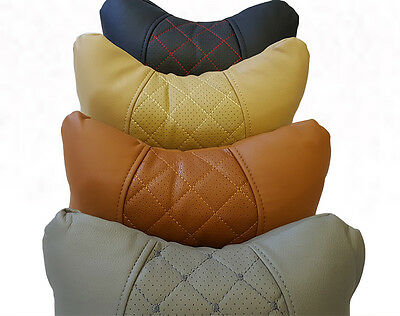 2Xcar Headrest Car Seat Pillow Travel Cushion Pad Neck Head Back Rest Support