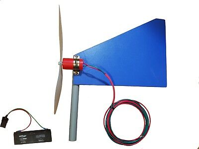 Wind Turbine Generator Kit DIY 12 Volt Free Energy Battery Charger