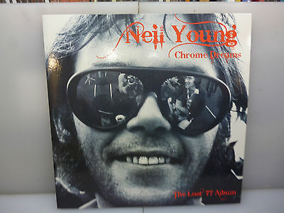 Neil Young-Chrome Dreams. The Lost 77 Album.-Vinyl Lp-New.sealed