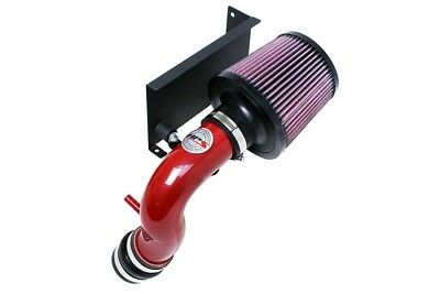 HPS SRI Short Ram Air Intake Red K/&N Filter for 10-14 Legacy 2.5 NonTurbo