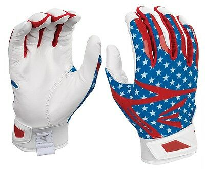 Easton Z7 Hyperskin Adult Batting Gloves A1213