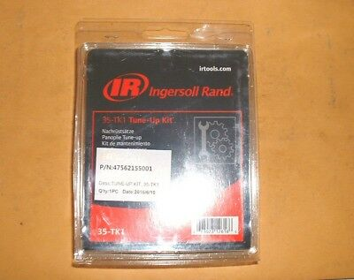 "Ingersoll Rand 35 Tk1 Tune Up Kit Fits: 15Qmax 3/8"" Dr. & 35Max 1/2"" Dr. Impacts"
