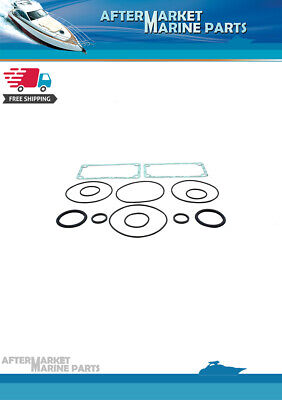 Volvo Penta D30 heat exchanger seal kit AD30A AQAD30A MD30A TAMD30A TMD30A