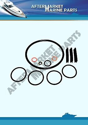 Volvo Penta AD31A AQAD31A TMD31A TAMD31 D41 TAMD41 TMD41 heat exchanger seal kit